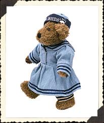 Mercedes Fitzbruin Boyds Bear