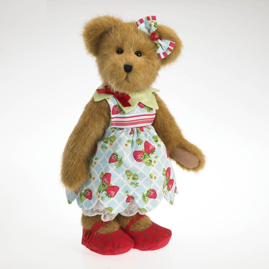 Mia B. Sweetberry Boyds Bear