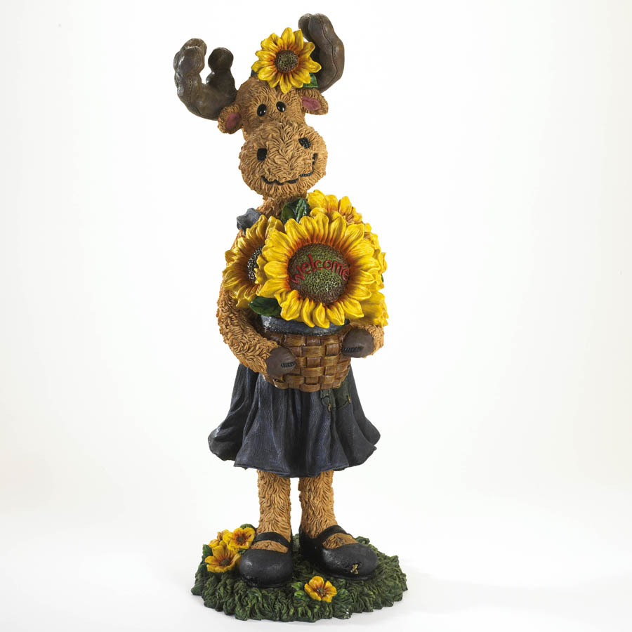 Mildred Mooselhoff... Welcome Spring! Boyds Bear