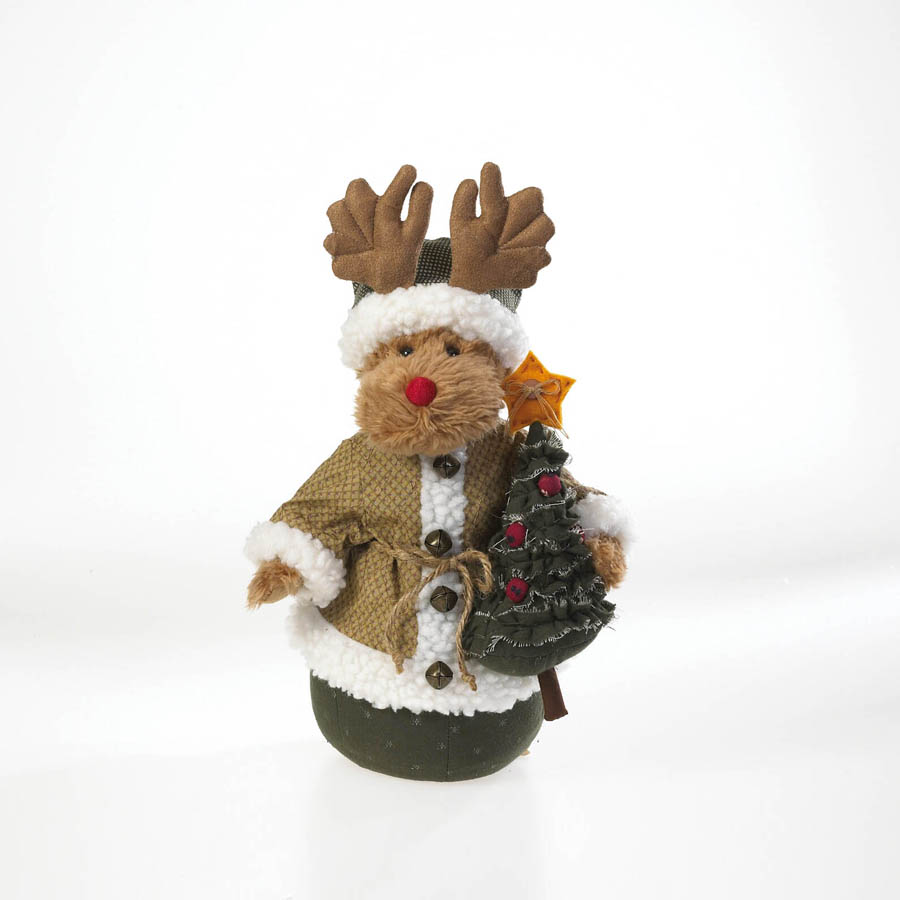 Milford Moosel Kringle-klaus Boyds Bear
