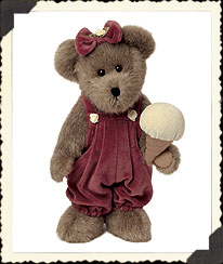 Millicent Sugarcone Boyds Bear