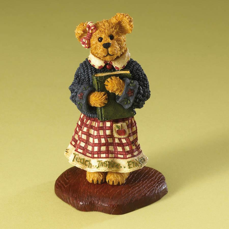 Miss Ann Lighten... Inspire The Future Boyds Bear