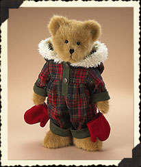 Mittzie T. Woolsey Boyds Bear