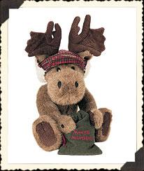 Moe Munchencrunch Boyds Bear