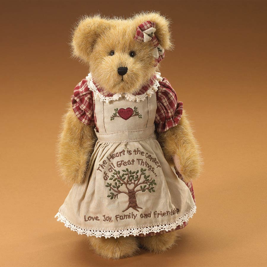 Molly T. Heartlee Boyds Bear