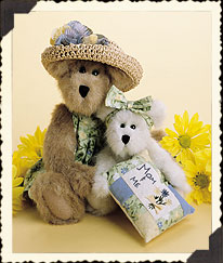 Momma Bearhugs And Tory Boyds Bear