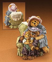 Momma, Grammy & Darla... Generations Of Love Boyds Bear