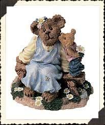 Momma Mcbruin With Munchkin... I Love You Boyds Bear
