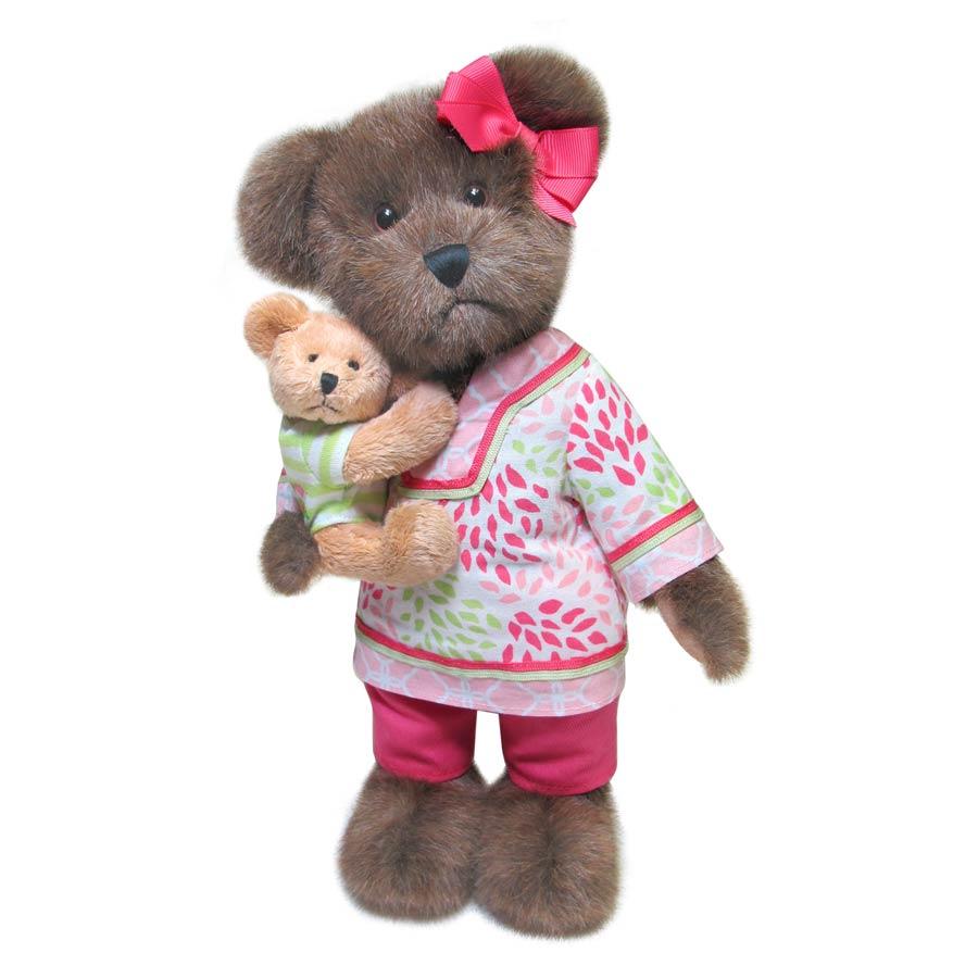 Momma Sweetlove With Bebe Boyds Bear