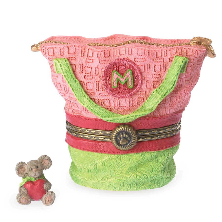 Momma's Got-it-all Tote With Mabel Mcnibble Boyds Bear