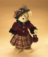 Fashion Families - Home for the Holidays Boyds Bears