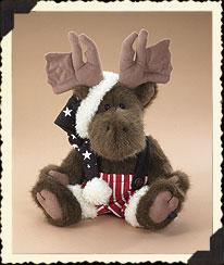 Monroe Mooselbeary Boyds Bear