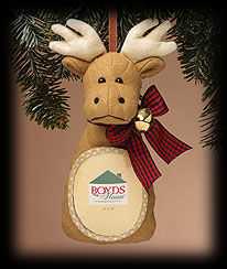 Mountain Moose Frame Boyds Bear