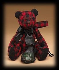 Mountain Pine Quilted Bear Boyds Bear