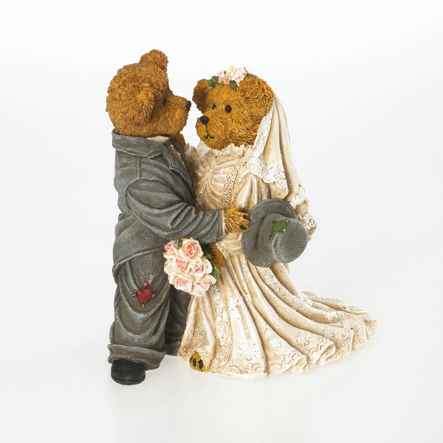 Mr. And Mrs. Mcbearsley ... A Royal Romance Boyds Bear