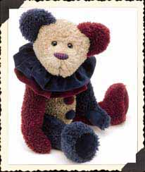 Mr. Bojingles Boyds Bear