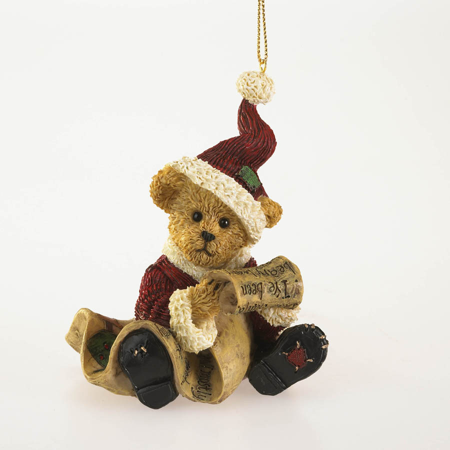 Mr. Chriswish Boyds Bear