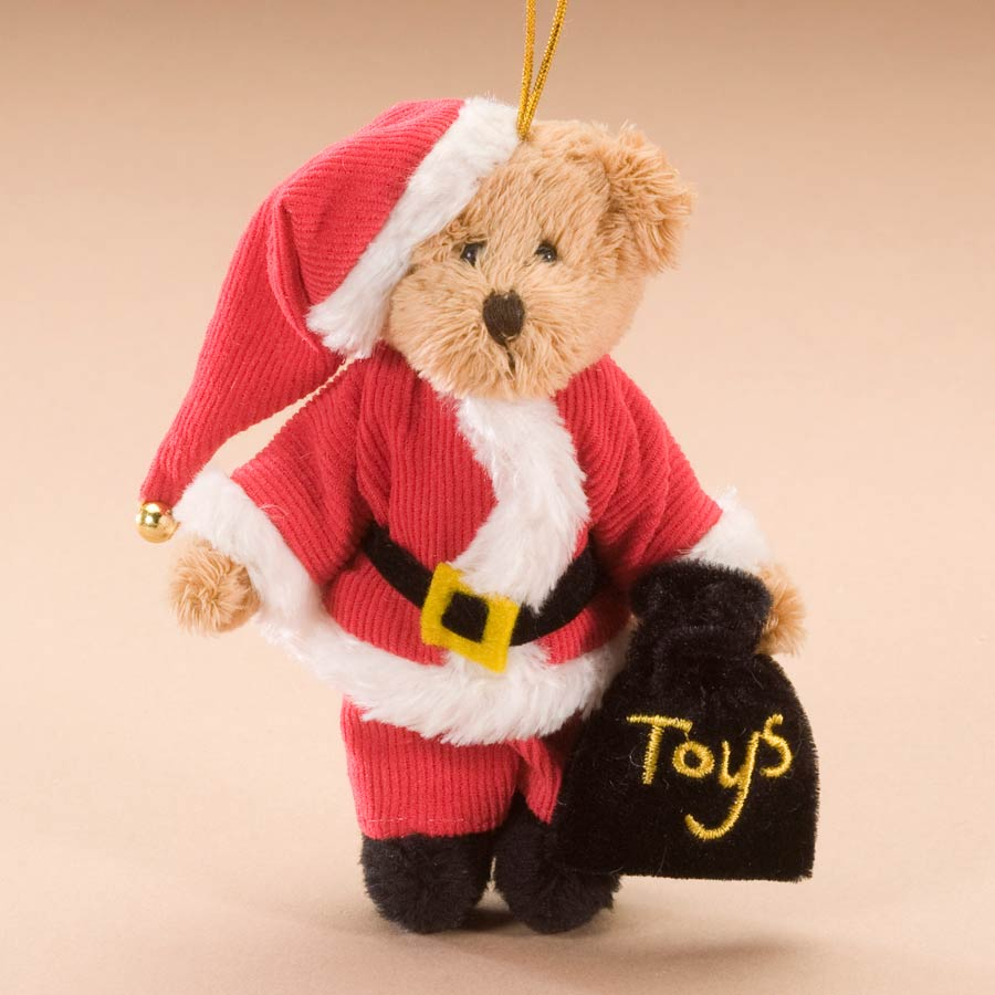 Mr. Claus Boyds Bear