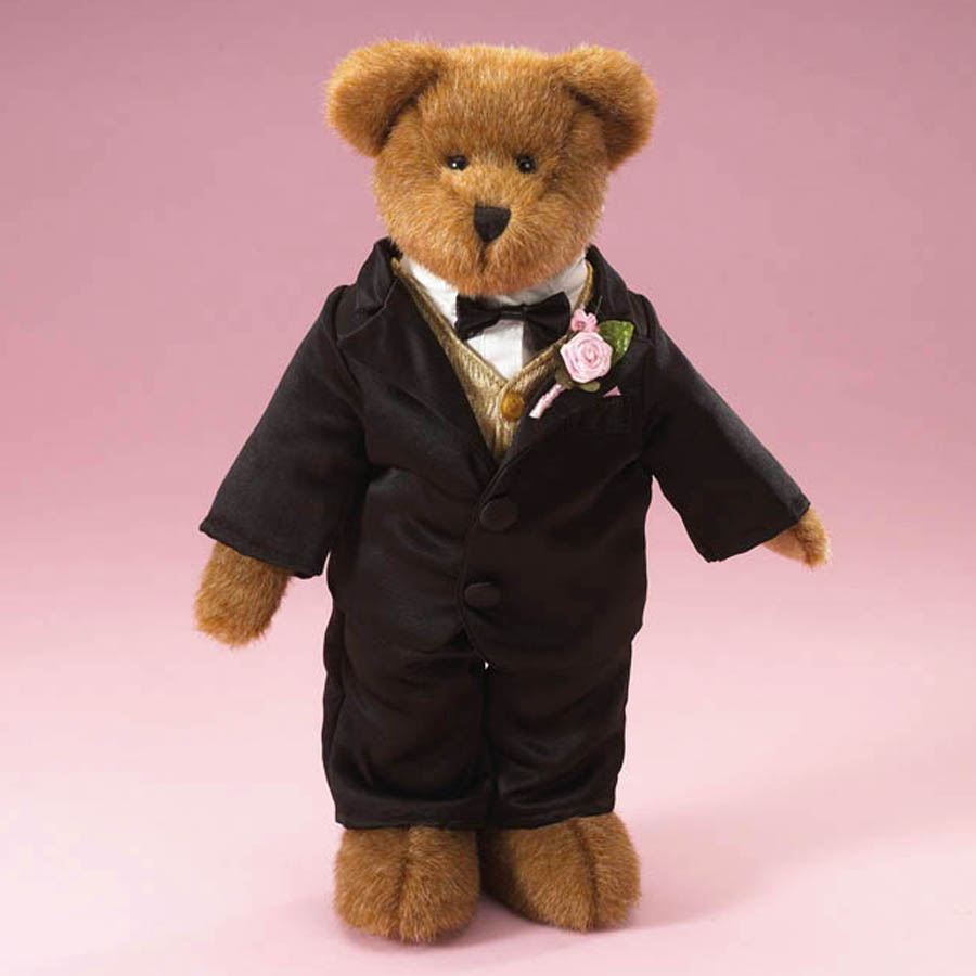 Mr. Foreverluv Boyds Bear