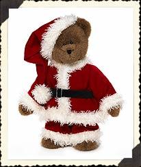 Mr. Kringle Boyds Bear