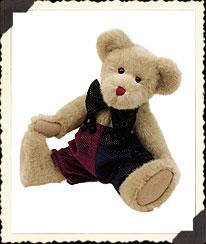 Mr. Mcsnickers Boyds Bear