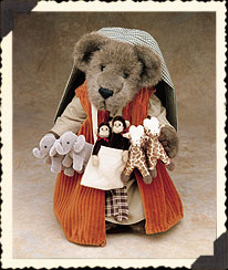 Mr. Noah And Friends - Limited Edition Boyds Bear