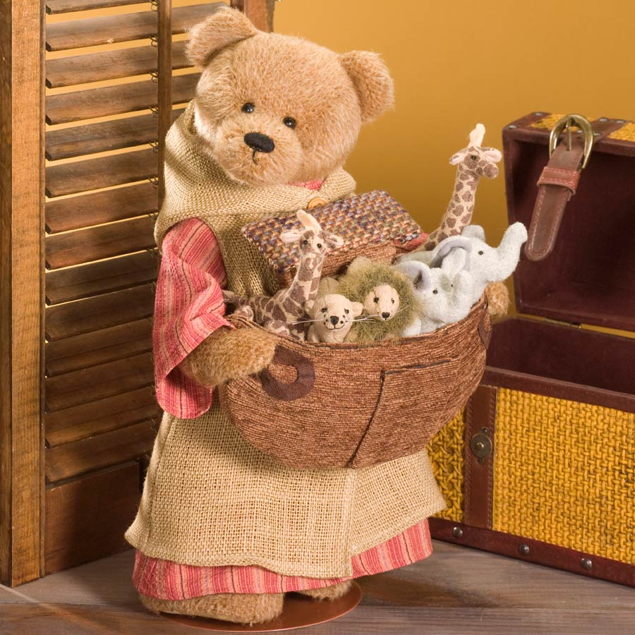 Mr. Noah And Friends Boyds Bear