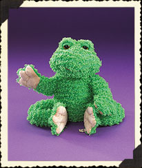 Mr. Ribbit Boyds Bear