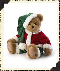 Mr. Santabeary Boyds Bear