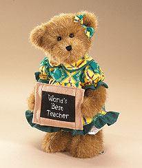 Mrs. Appleton Boyds Bear