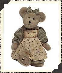 Mrs. Beezley Boyds Bear