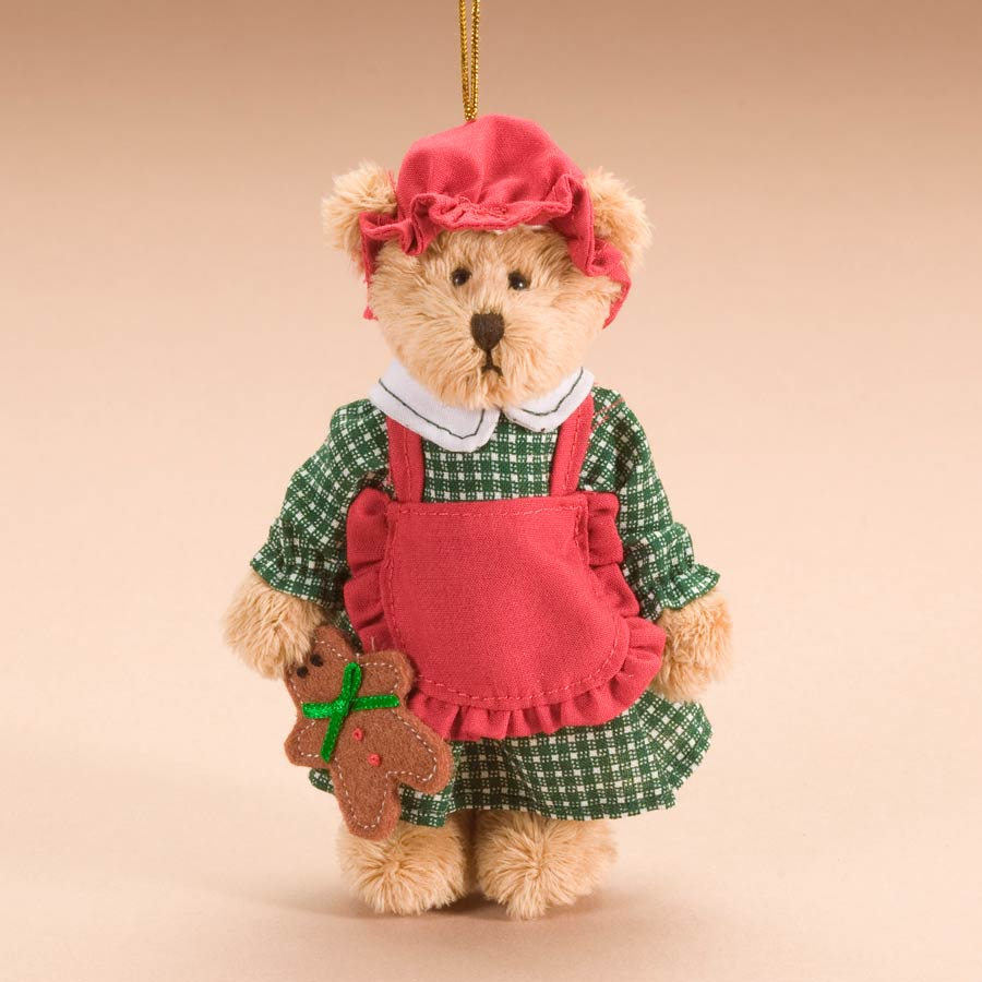 Mrs. Claus Boyds Bear