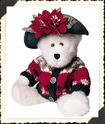 Mrs. Figgy Pudding Boyds Bear