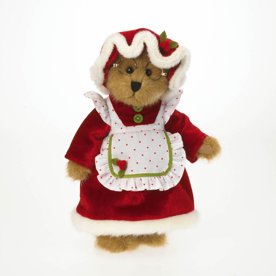 Mrs. Kringlebeary Boyds Bear