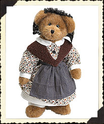 Mrs. Mason Boyds Bear