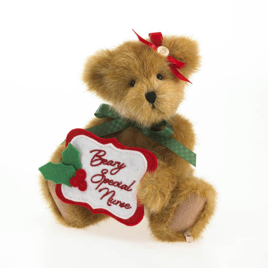 Ms. Patience Boyds Bear