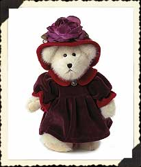 Ms. Rouge Chapeau Boyds Bear