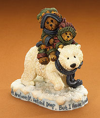 Nanook And Friends... A Winter's Journey Boyds Bear
