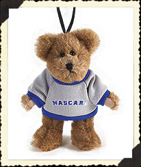 Nascar Keychain Boyds Bear