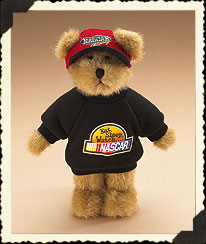Nascar® Fan Boyds Bear