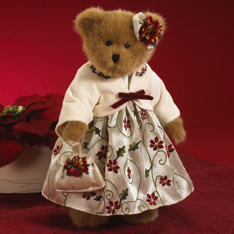 Natasha Von Crimson Boyds Bear