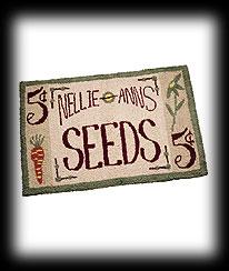 Nellie's Seed Rug Boyds Bear