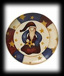 Nicholas Decorative Plate Boyds Bear