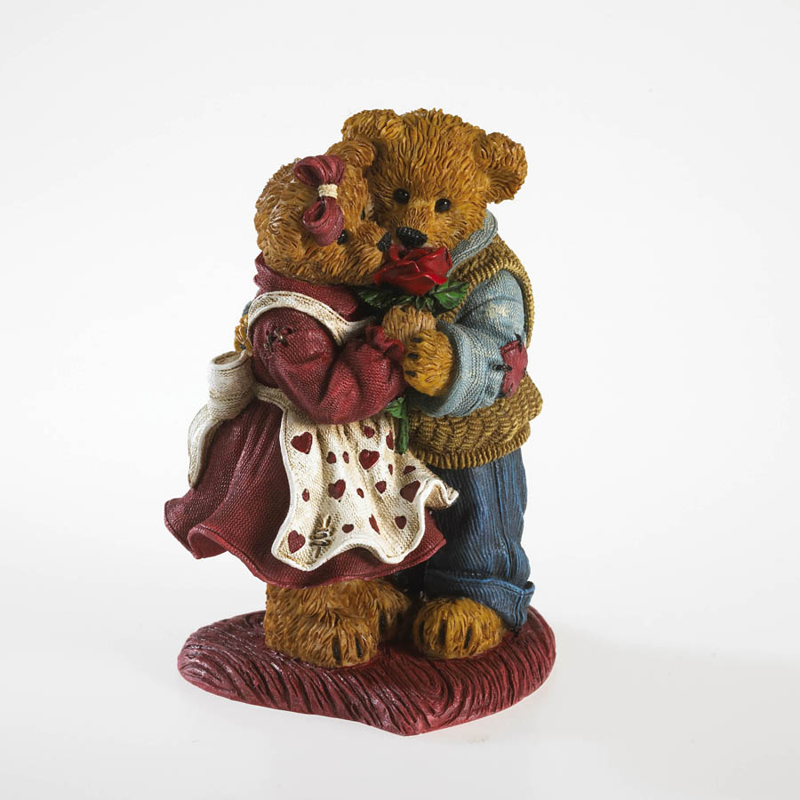 Nick And Teri Luvumuch...scents Of Love Boyds Bear
