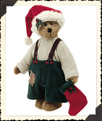 Nicklas T. Jodibear Boyds Bear
