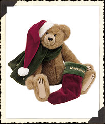 Nickleby S. Claus Boyds Bear