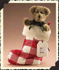 Nickleby Woolbeary Boyds Bear
