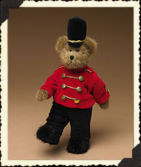 Noble Nutcracker Boyds Bear