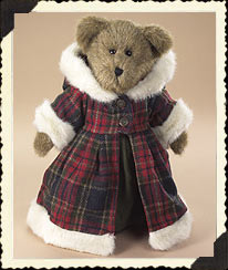 Noel Bearybright Boyds Bear