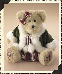 Noelle Hollybeary Boyds Bear